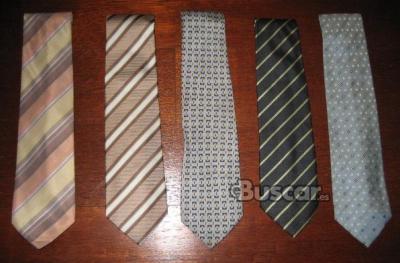 Lote 2 de corbatas