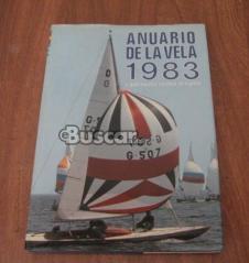 Libro Anuario de la vela 1983