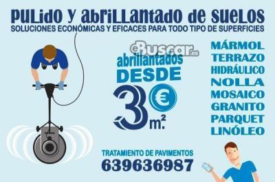 PULIDORES DE SUELOS EN RUBI 639636987