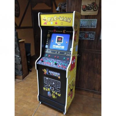 Maquina recreativa arcade bartop