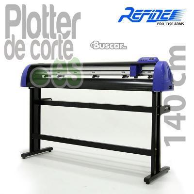 Refine Pro 1350 ARMS plotter de corte con ojo optico y motor...