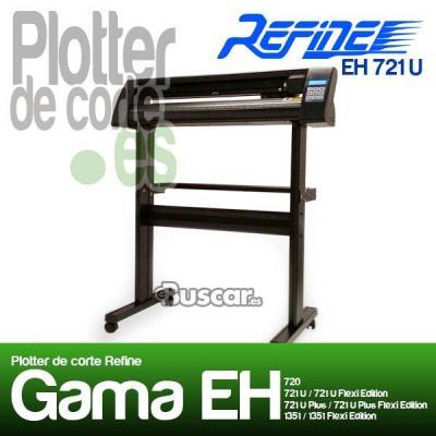 Nuevo plotter de corte Refine EH721 U OFERTA LIMITADA