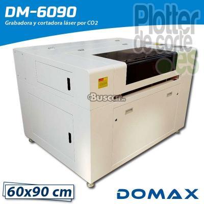 Domax Laser DM6090 profesional corte y grabado madera metacrilato cuero