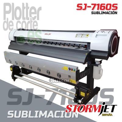 Impresora de sublimacion StormJet SJ7160 subli OFERTA UNIDADES EN STOCK