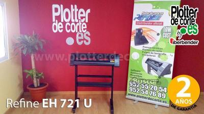 Nuevo plotter de corte Refine EH721 OFERTA LIMITADA
