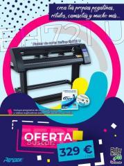 Refine EH721 U con signmaster software OFERTA LIMITADA
