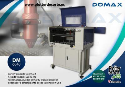 Cortadora laser co2 de 60x40 cm PROFESIONAL ECONOMICA unidades en stock