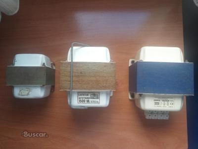 Transformadores 125V • 220V