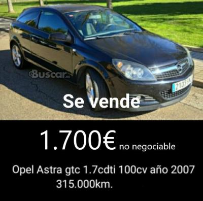 1700€ .No negociable