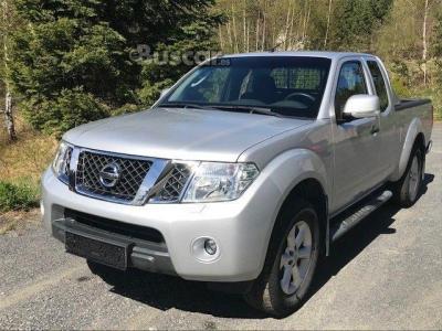 ¡Gran Nissan Navara vendido a bajo kilometraje!