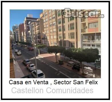 Casa ¡¡ sector San Felix ¡¡ Buen estado