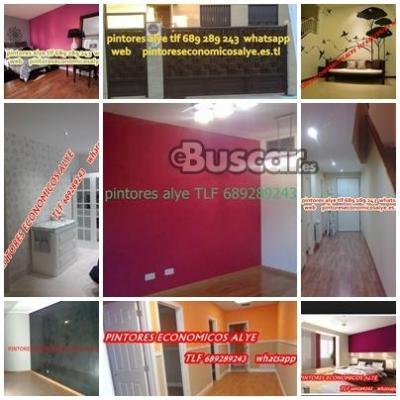 pintores  economicos en mostoles  españoles 689289243